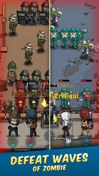 Zombie War MOD kim cương
