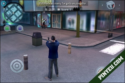 hack Gangstar Vegas cho android