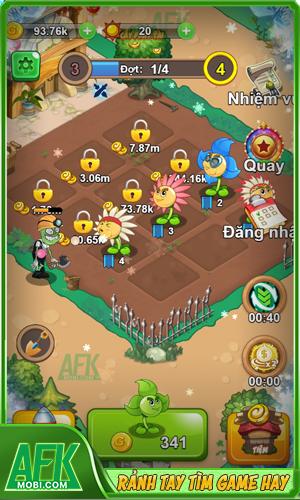 Hoa Quả Đại Chiến Zombie H5