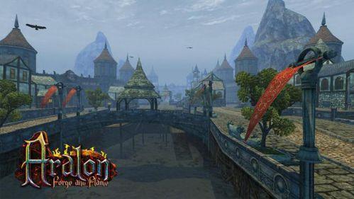 Aralon Forge and Flame 3d RPG hành động rpg