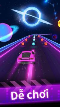 Beat Racing chạy xe theo nền nhạc