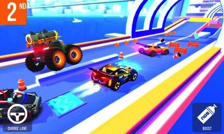 Tai SUP Multiplayer Racing mod money