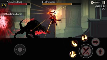 Tải game Shadow of Death: Dark Knight apk