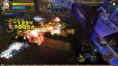 Broken Dawn II game nhập vai