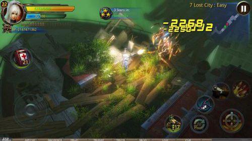 Broken Dawn II mod vô hạn tiền