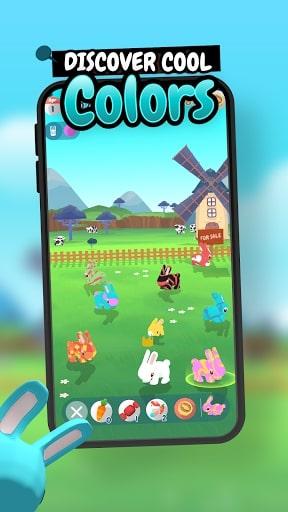 Bunniiies: The Love Rabbit mod mua sắm
