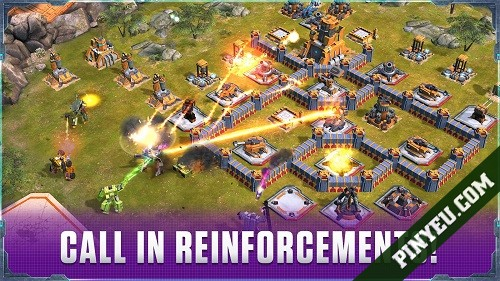 game Transformers: Earth Wars mod apk