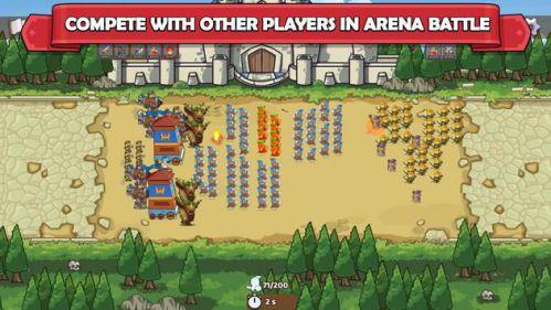 Clash of Legions - Kingdom Rise mod vô hạn tiền