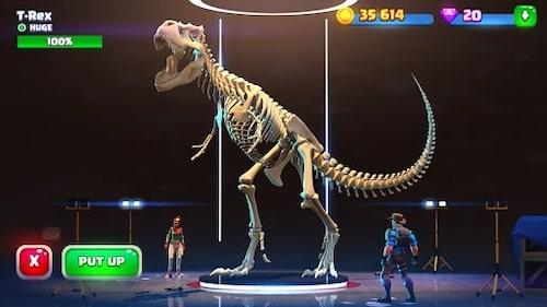 game bảo thàng khủng long