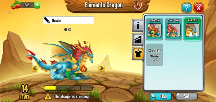 dragon city mobile hack