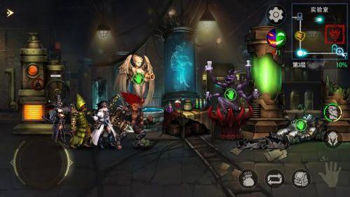 Dungeon Survival 2 tiêu diệt quái vật