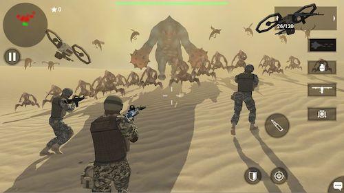 Earth Protect Squad mod mua sắm miễn phí