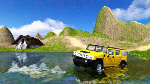 Extreme SUV Driving Simulator 3 chế độ