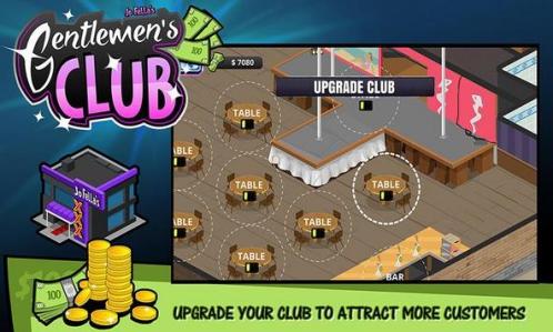 Gentlemen's Club mod cấp độ