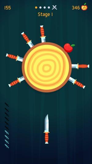 Tai game Knife Hit