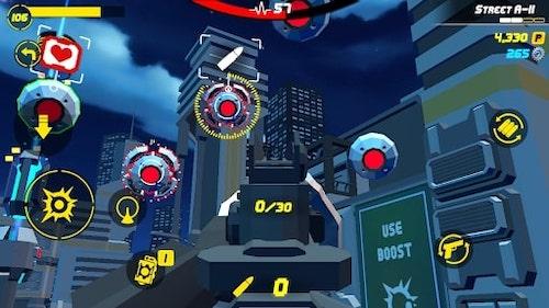 tải GunFire : City Hero mod vô hạn tiền