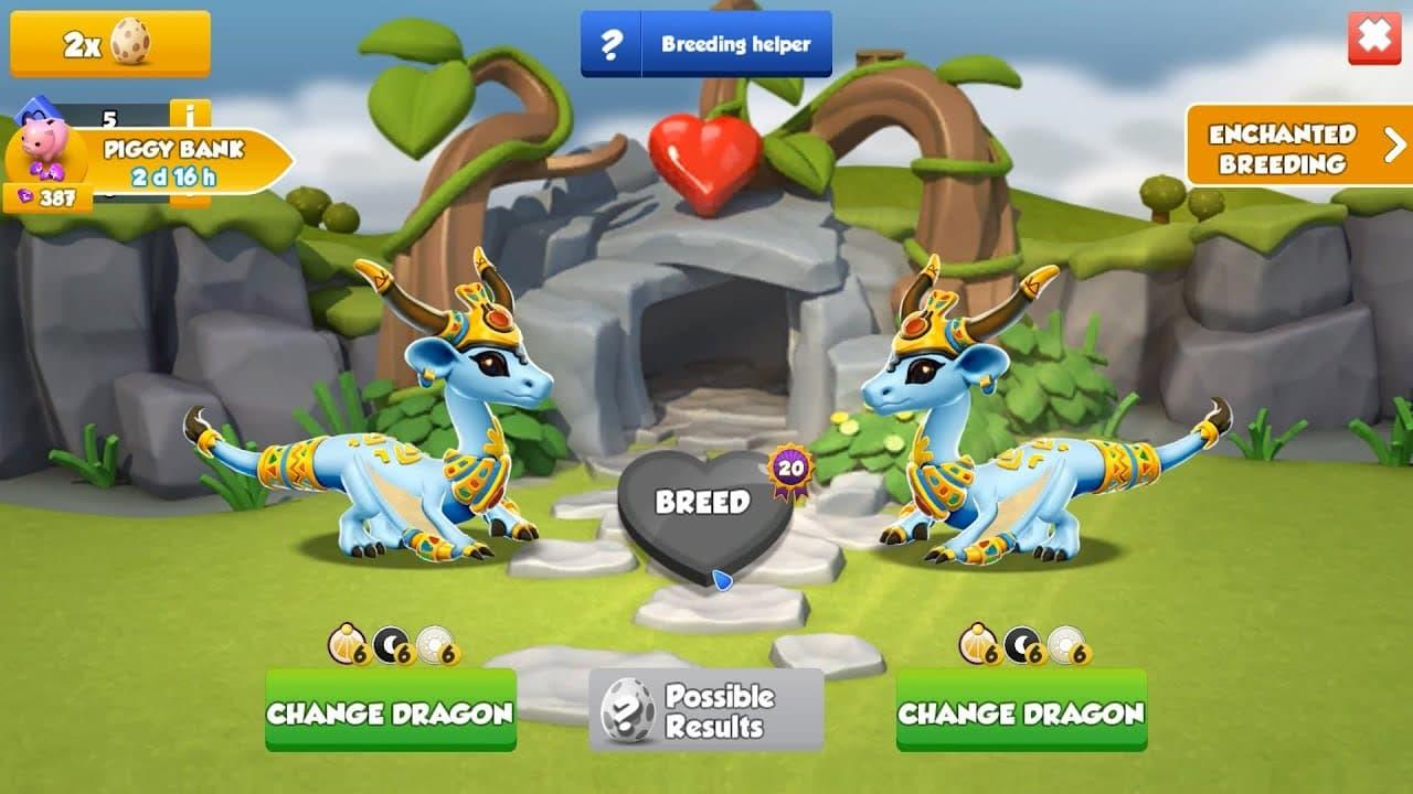 hack dragon mania legends