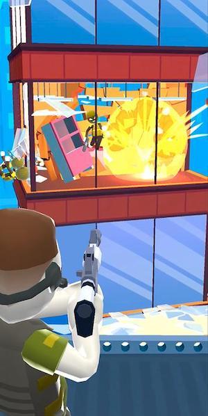 HellCopter tiêu diệt khủng bố