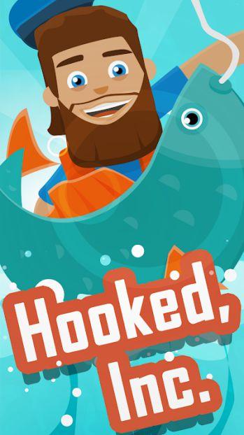 game câu cá Hooked Inc: Fisher Tycoon
