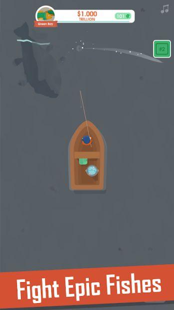 Hooked Inc: Fisher Tycoon mod vô hạn tiền