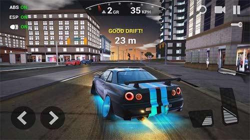 Game mô phỏng siêu xe Ultimate Car Driving Simulator
