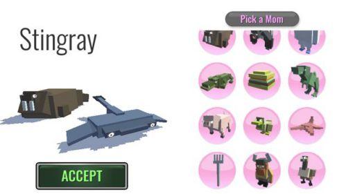 Game lai tạo động vật