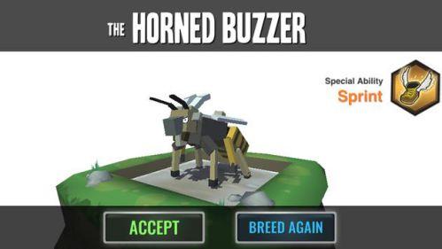 Hybrid Animals mod kim cương