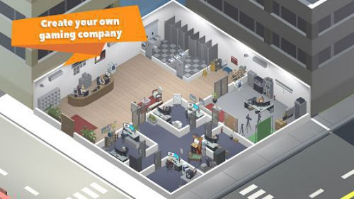 Idle Game Dev Empire game kinh doanh