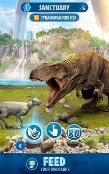 Jurassic World Alive chiến đấu