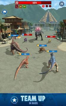 Jurassic World Alive khủng long