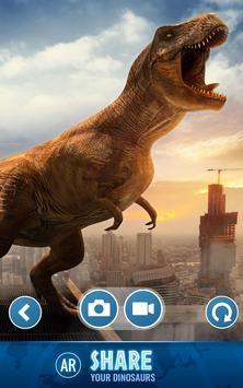Jurassic World Alive lai tạo