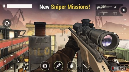 Tai Major Gun: War on terror Mod