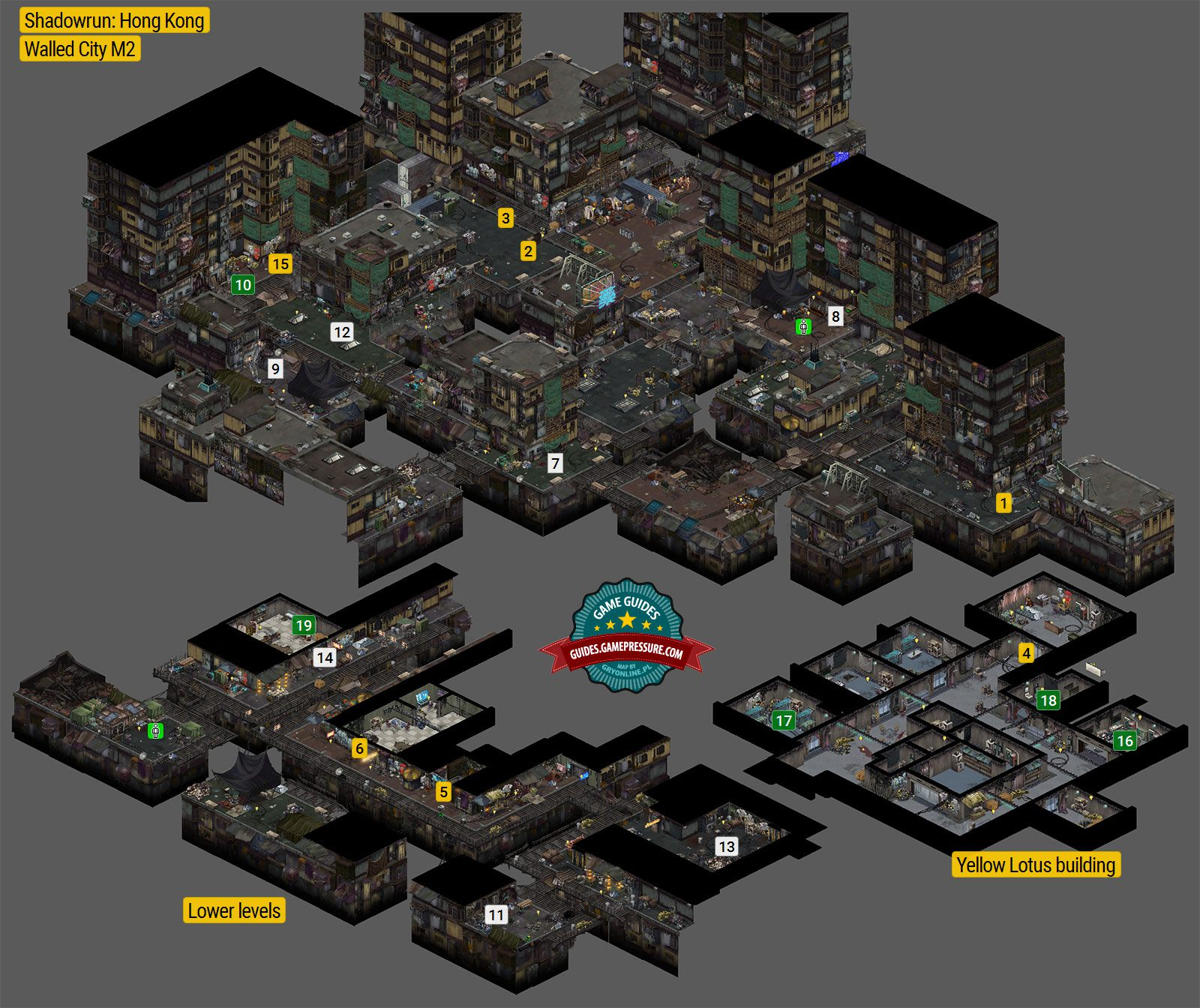 Walled City M2   Frequently asked questions - Shadowrun: Hong Kong Game  Guide   gamepressure.com