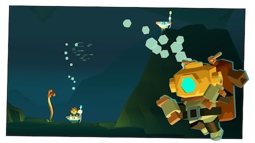 game phiêu lưu trên sao hỏa