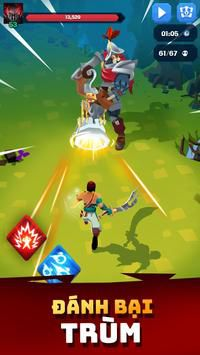Mighty Quest For Epic Loot hành động