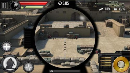 Modern Sniper góc nhìn thứ nhất