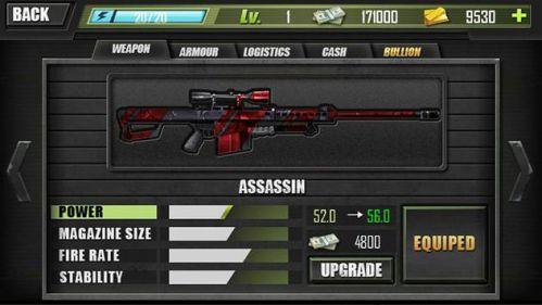 Modern Sniper MOD Vô Hạn Tiền