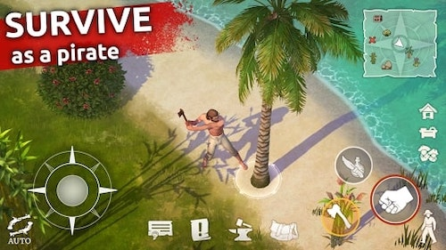 Mutiny: Pirate Survival RPG mod free craft