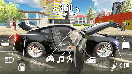 Game mô phỏng ô tô Car Simulator 2
