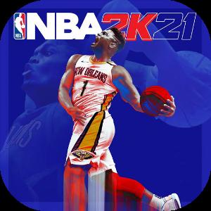 NBA 2K21 MOBILE APK icon