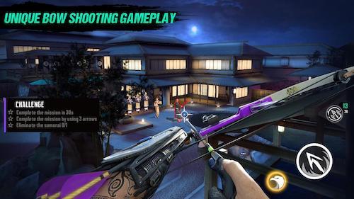 Game bắn cung Ninja's Creed