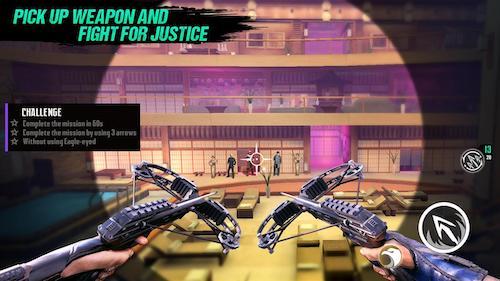 Ninja's Creed Game sát thủ bắn cung