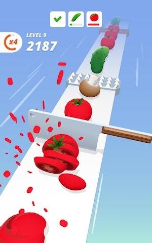 game thái hoa quả