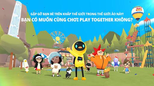 Play Together mod nhảy cao