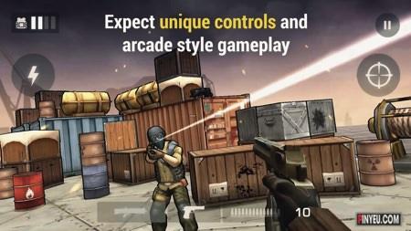 Tai game Major Gun: War on terror