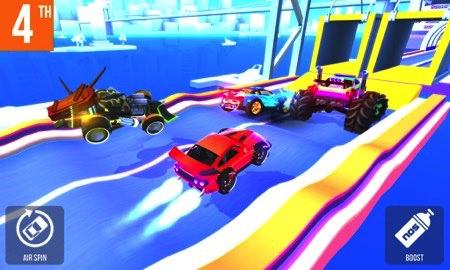 tai game SUP Multiplayer Racing apk