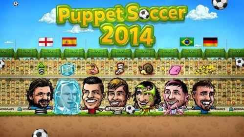 Puppet Soccer 2014 môn thể thao vua