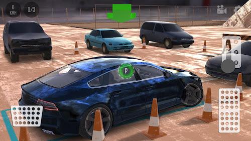 Game đỗ xe 3D