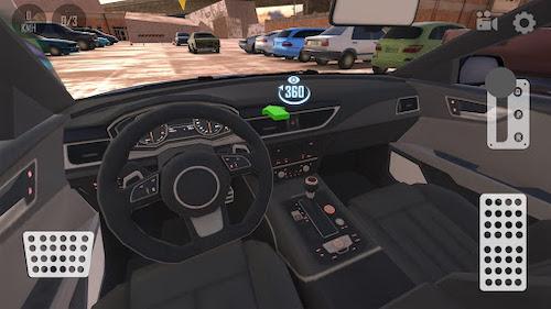 Real Car Parking: Driving Street 3D mod vô hạn tiền