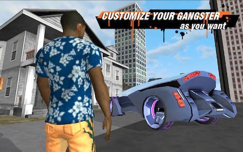 Real Gangster Crime máy bay